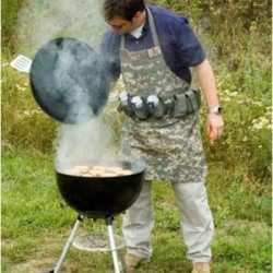 Tactical Grilling Apron